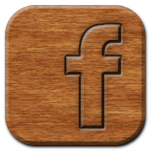 Facebook Woodburning Icon